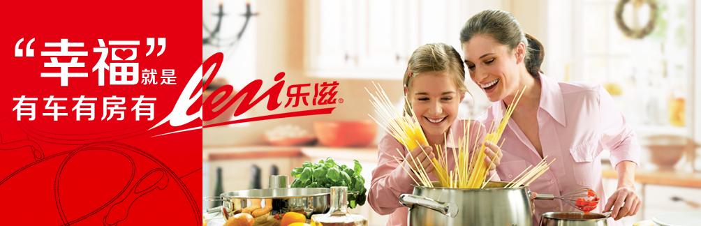 有车有房有乐滋——乐滋厨具 浙江国阳机电制造有限公司