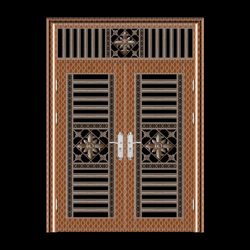 不銹鋼銅門