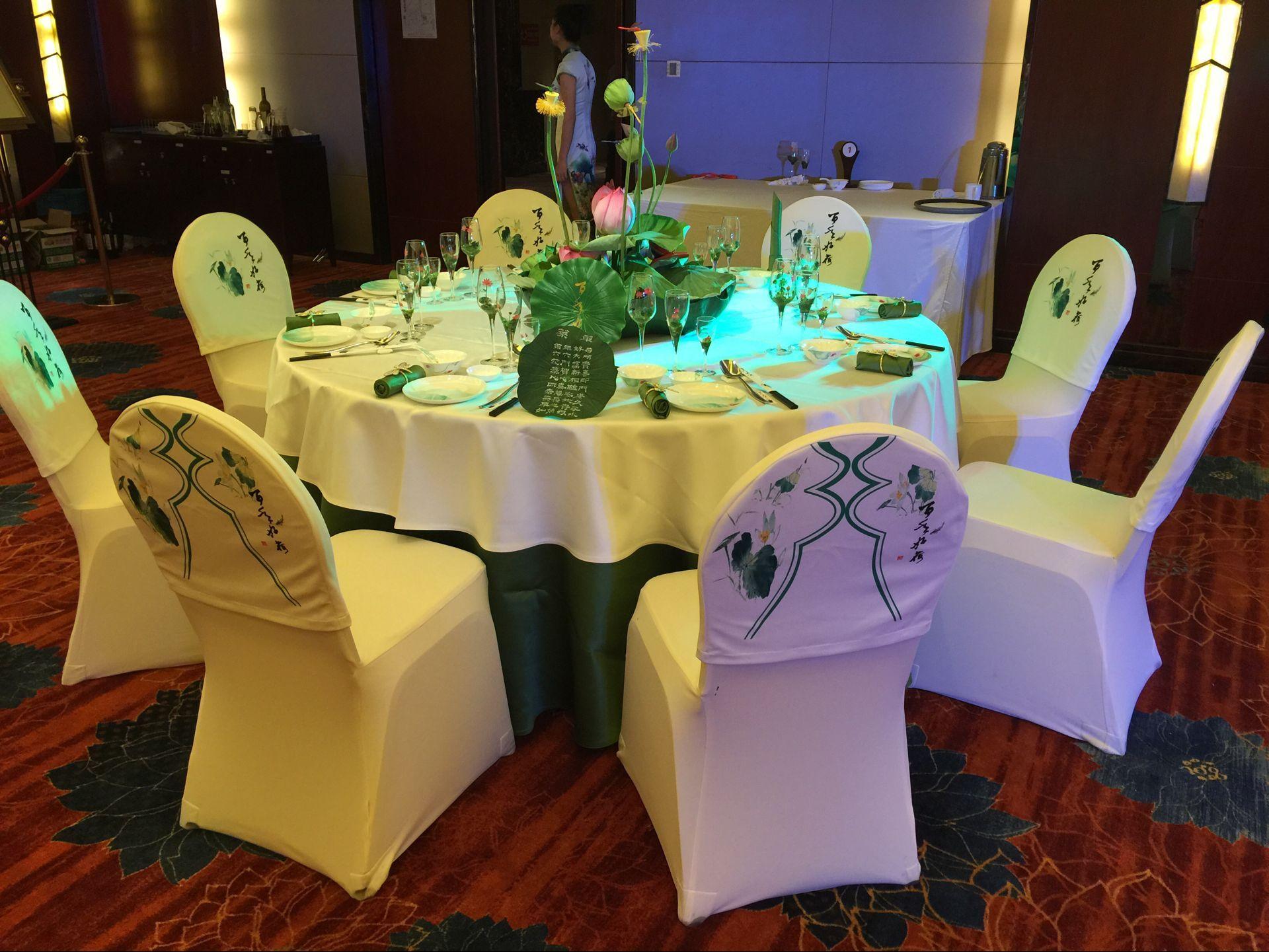 每次宴会主题摆台获奖后,您还会想起我们付出的努力吗?图片