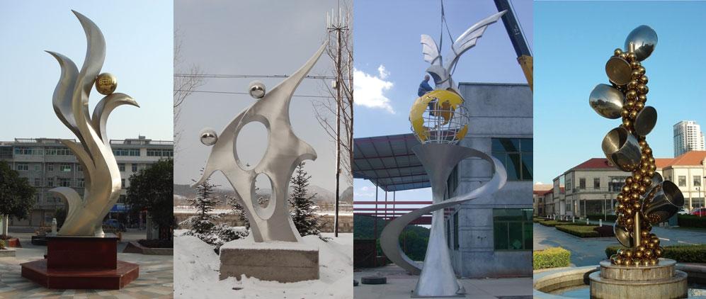 案例园林雕塑案例