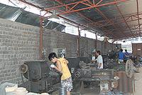 Полки завод по обработке